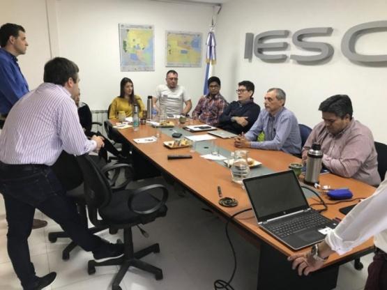 El Instituto de Energía fortalece a su equipo con nuevas capacitaciones