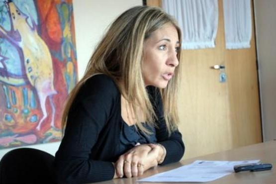 Carla García Almazan, directora de Patrimonio (Archivo)