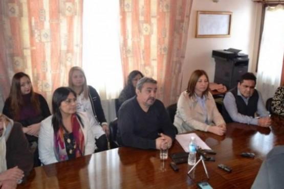 Reemplazo de Brizuela: El PJ de Río Turbio pedirá explicaciones a ediles Pavez y Nieto