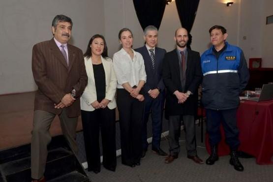 Vicegobernador llamó a fomentar el prestigio de la Policía Provincial
