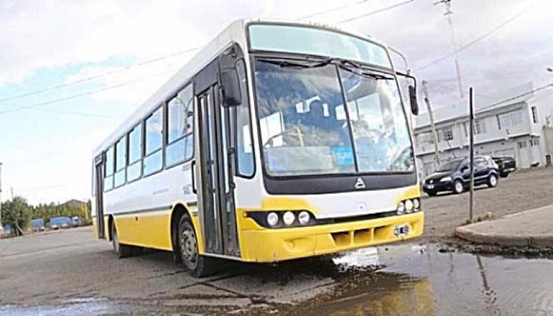 El transporte público es un tema para el debate en Río Gallegos.