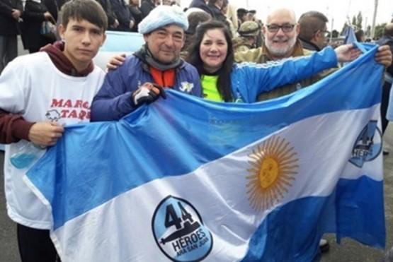 El ultramaratonista santacruceño Wilfrido Franco será reconocido en el Senado