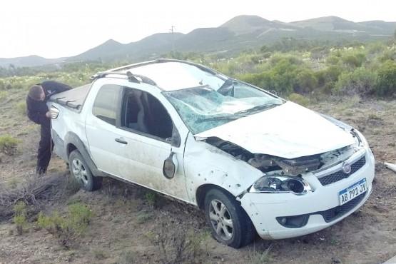 Cinco personas heridas fue el resultado de dos accidentes de tránsito