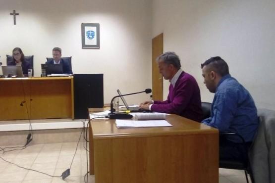 Comenzó el juicio contra homicida que fue detenido en Los Antiguos