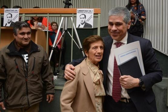 Reconocieron a Digna Martínez por su trayectoria docente y política