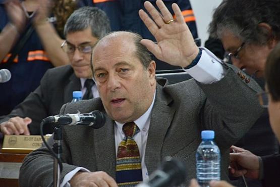 El enojo de Scippo por la situación de su renuncia en el Concejo Deliberante
