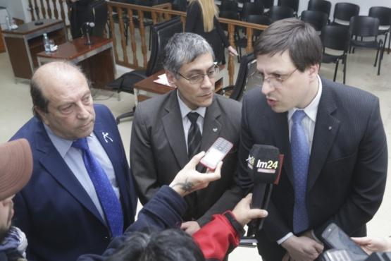 El FPV quiere sancionar a Leguizamón y a Kingma