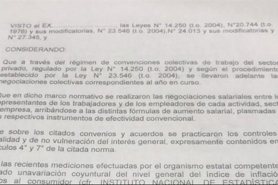 Este es el decreto del bono de fin de año por $5.000 para el sector privado