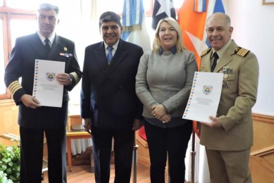 Se lleva a cabo la reunión de autoridades marítimas