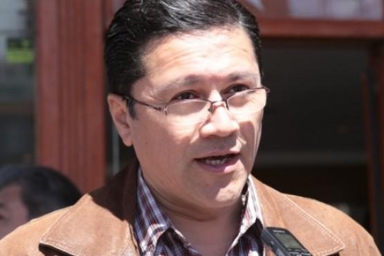 """Cruz sostuvo que la cesión de tierras del Municipio a Provincia """"echa por tierra"""