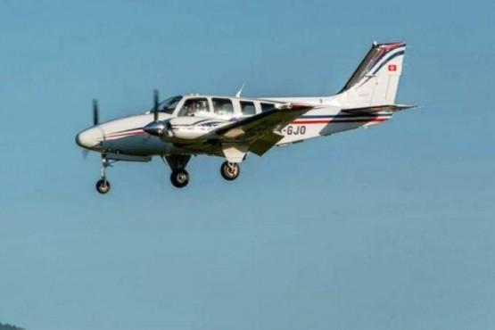Aprobaron proyecto para que el Ejecutivo tramite ante la Justicia avión para uso sanitario