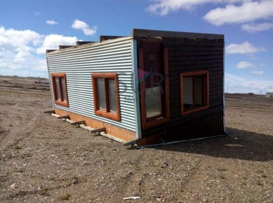 El viento afectó el hogar. (Sur noticias)