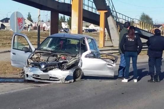 Choque fatal en la Autovía: murió un joven de 24 años