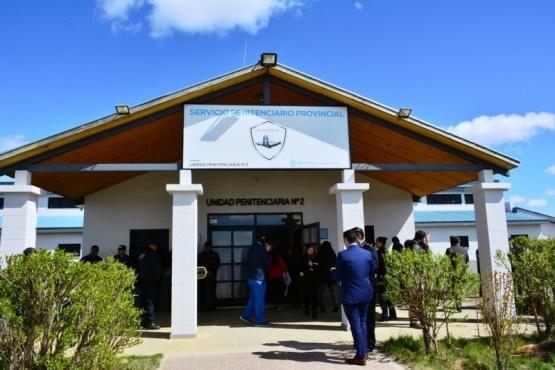 El pasado 30 de octubre fue inaugurada la Unidad Penitenciaria N°2 en Río Gallegos. (C.R.)