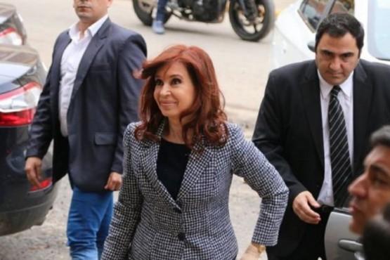 Dictan la falta de mérito para Cristina Kirchner por la causa de la