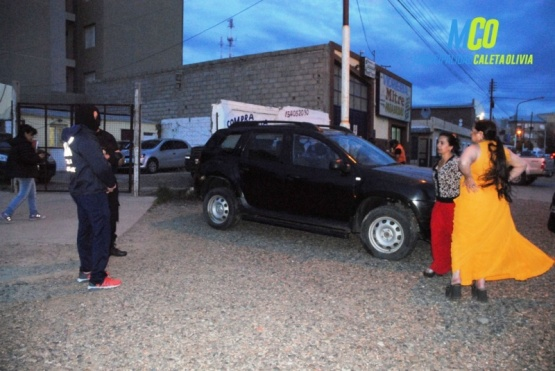 Tres agencias de autos fueron clausuradas.