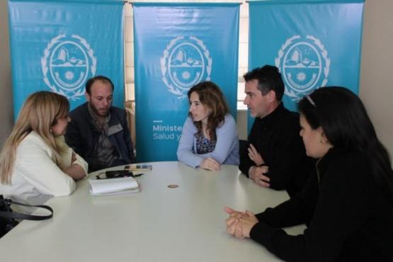 Articulan trabajos en conjunto con la intendenta de Río Turbio