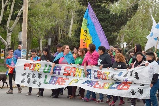 El Primer Congreso Patagónico de la diversidad termina hoy en el Complejo Cultural