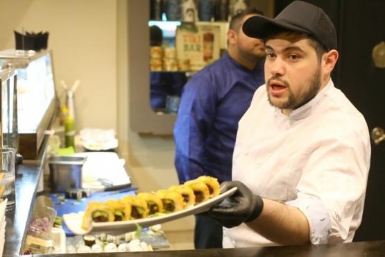 Es una nueva propuesta que abre sus puertas apostando al crecimiento de la gastronomía en Río Gallegos. (C.G.)
