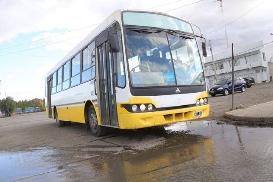 Hoy se reunirán con la empresa de Trelew por el transporte público