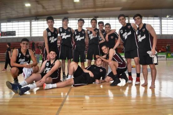 Los U-17 de San Miguel por primera vez a semifinales