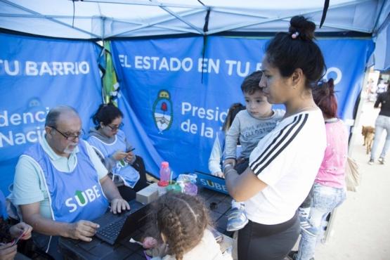 """""""El Estado en Tu Barrio"""" continúa en Río Gallegos"""