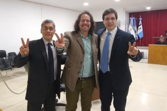 """""""Celebramos que el Bloque del FPV está completo"""""""