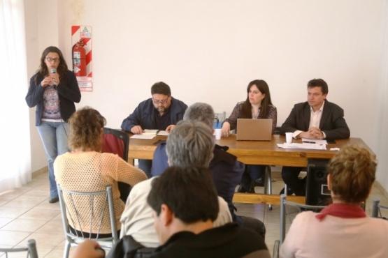 Charla debate sobre la Ley de Lemas (C.G)