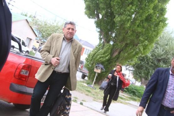 Ismael Enrique, vicepresidente del CPE. (C.G.)