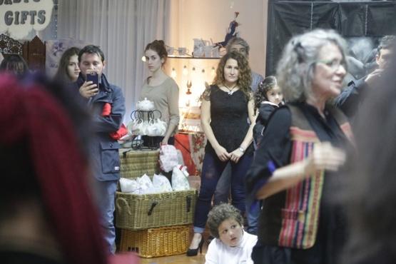 Feria de Artistas Plásticos y Artesanos (C.G – Archivo)