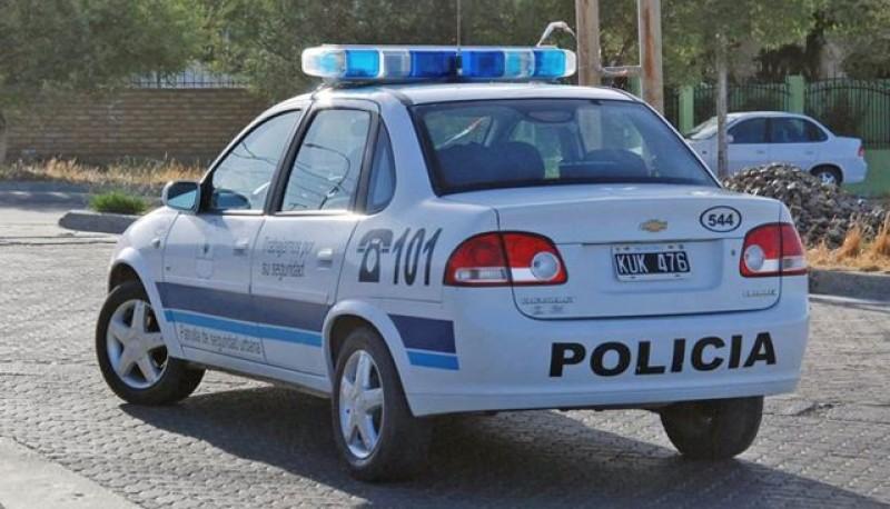 La policía de Caleta Olivia investiga el hecho.