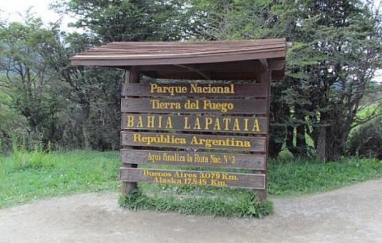 Turista alemán falleció en el Parque Nacional de Tierra del Fuego