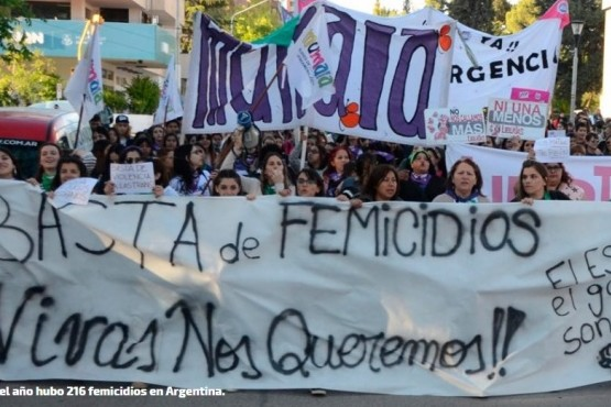 El Gobierno destinará en 2019 sólo $11 por mujer para combatir la violencia de género