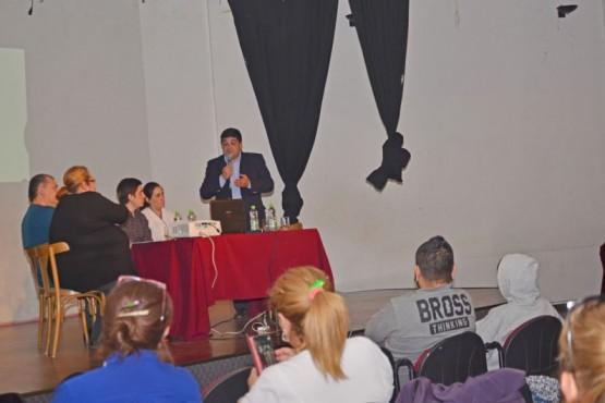 García destaca interés de jóvenes sobre la problemática de la diabetes