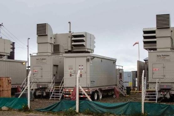 Presentaron la nueva central termoeléctrica de Ushuaia
