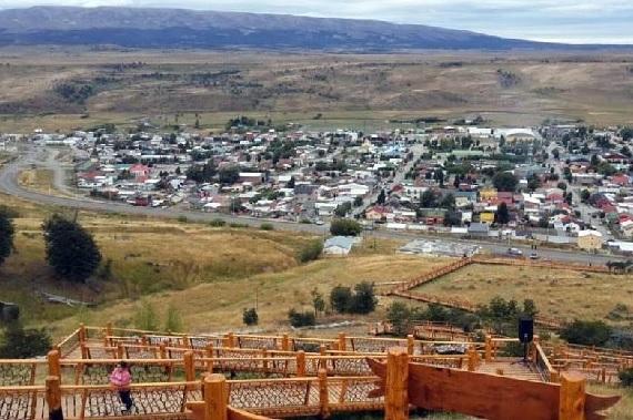 Localidad de la Cuenca Carbonífera.
