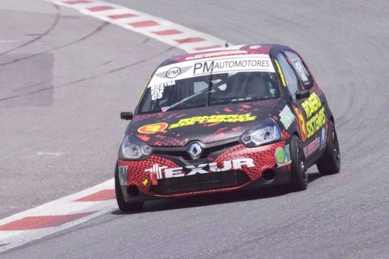 Cristóbal Riestra, sexto en la primera clasificación