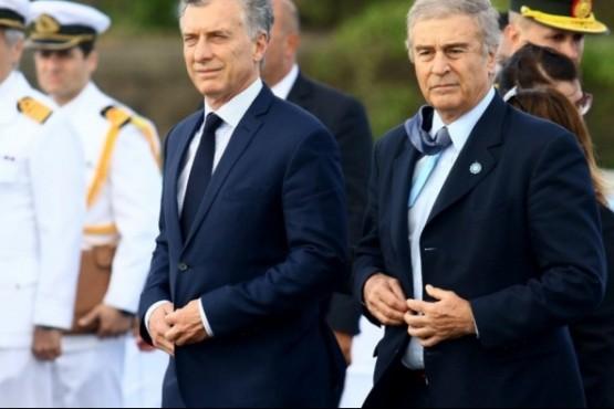 ''Le avisé a Macri que podía ser el submarino y me dijo: recemos''