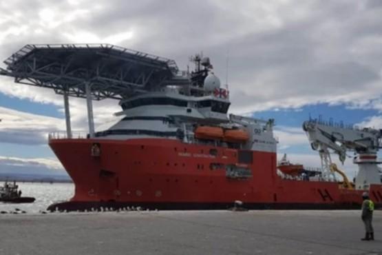 Así es el barco que encontró al ARA San Juan