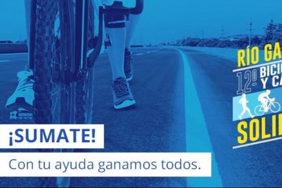 Hoy se realiza la Bicicleteada y Caminata Solidaria de La Anónima