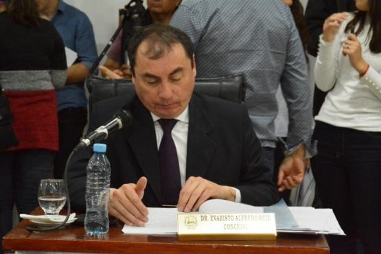 Polémica con Ruiz: esperan que el Tribunal de Disciplina Partidario se expida
