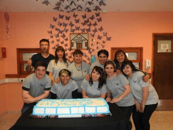 Conmemoraron el segundo aniversario del Centro de Apoyo Familiar