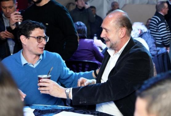 Perotti llamó a abrir el PJ para recuperar la provincia