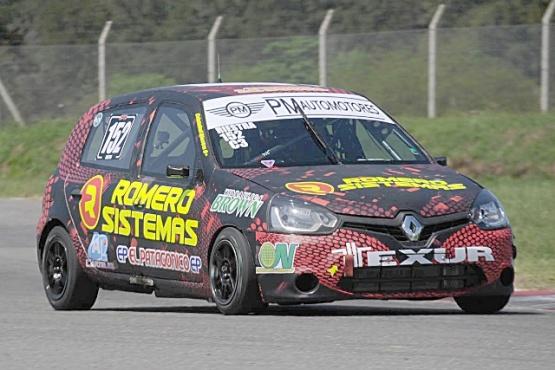 Cristóbal Riestra, décimo primero en la segunda serie en Rosario