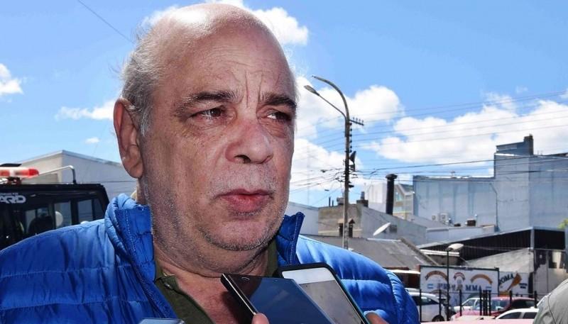 Roberto Giubetich, intendente de Río Gallegos. (J.C.C.)
