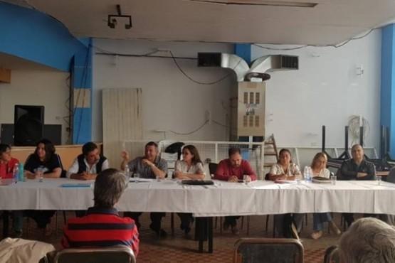 Asamblea General Ordinaria en el club Hispano renovó autoridades