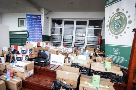Punta Arenas: piden investigar a empresario que encargó contrabando a Argentina