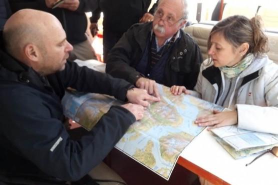 El Chaltén: proyectan un sendero turístico binacional