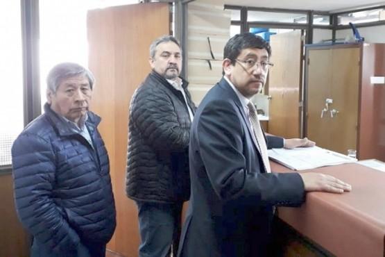 """La gestión de Pavez """"están haciendo cosas, pero son las mismas ya Brizuela estaba haciendo""""."""