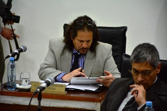 Leal cuestionó la aprobación del Presupuesto 2018